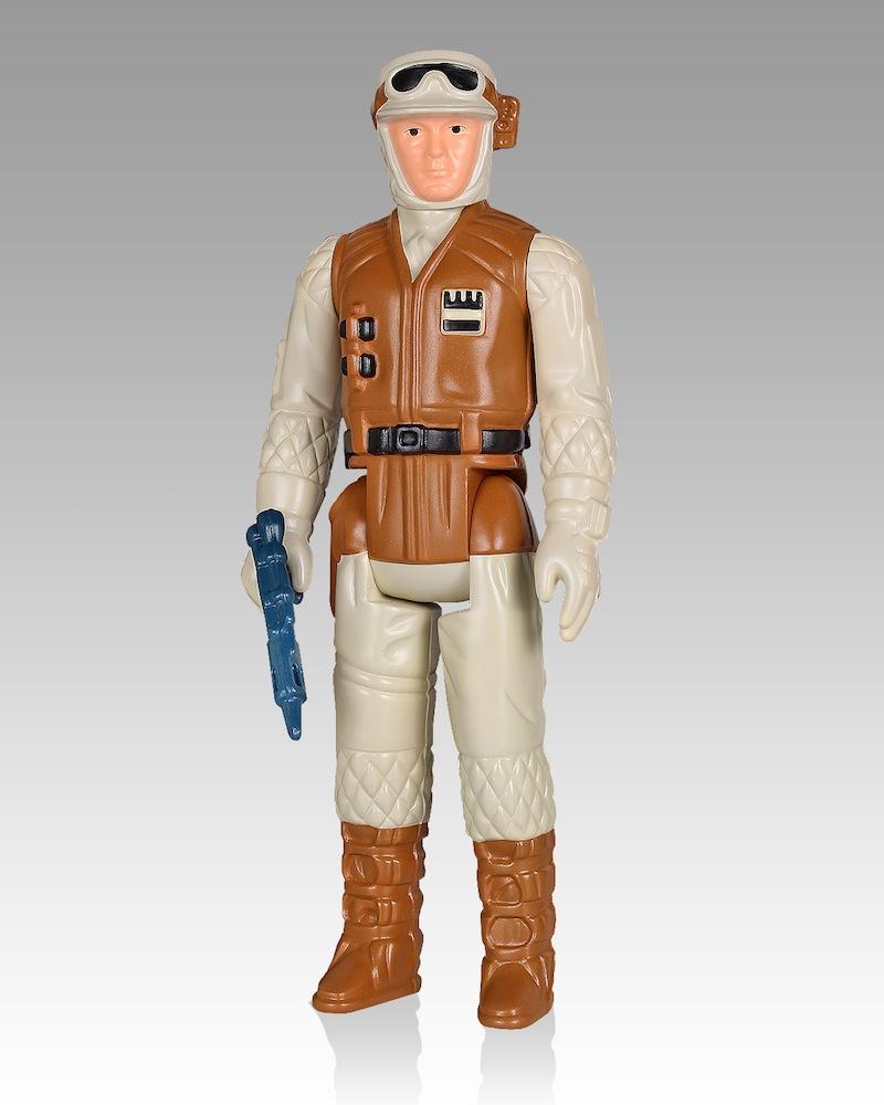 Star Wars HothRebelSoldierKenner
