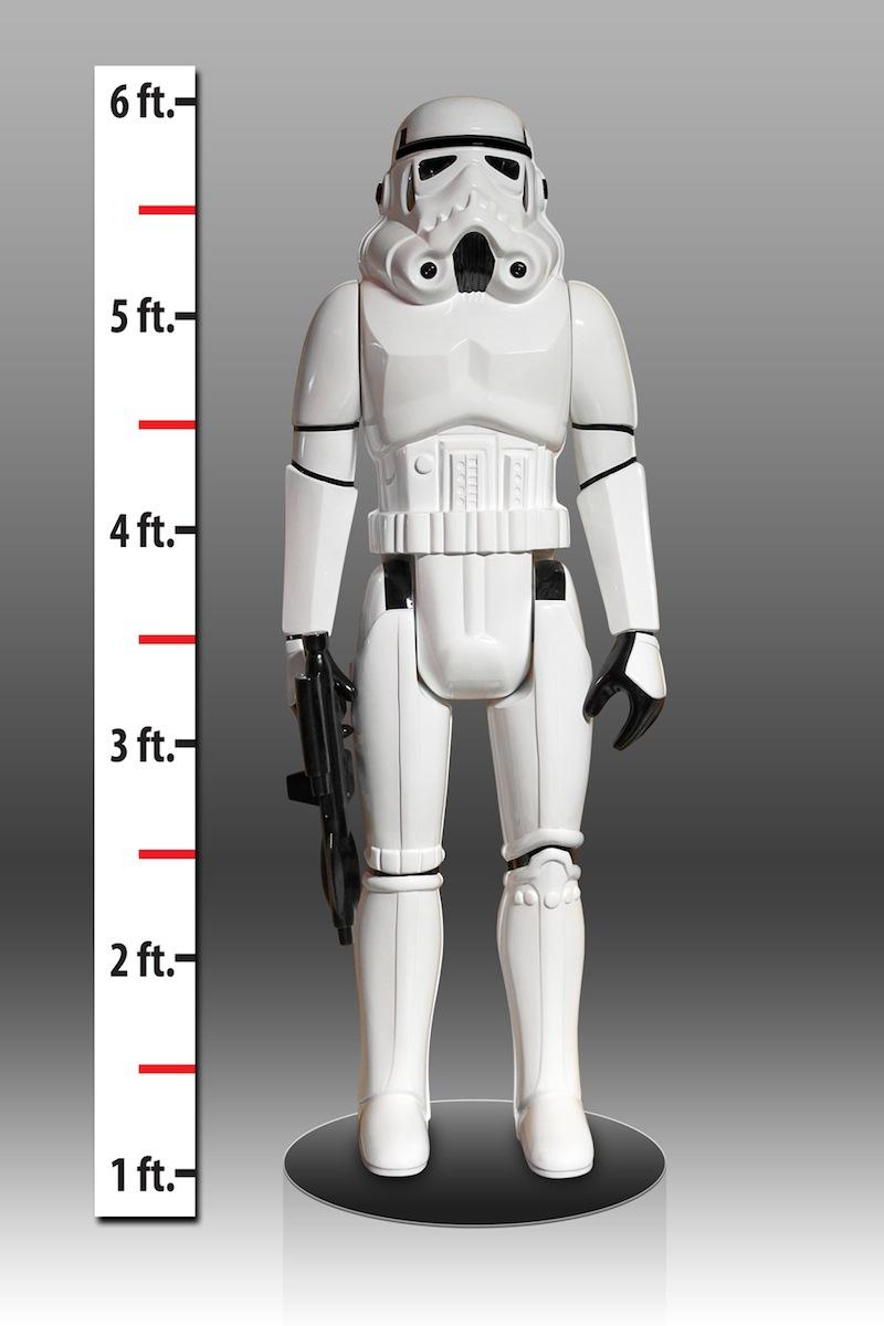 Star Wars KennerStormtrooperMonument