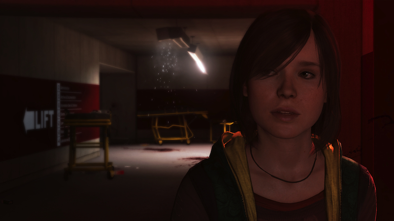 Beyond Two Souls action 2