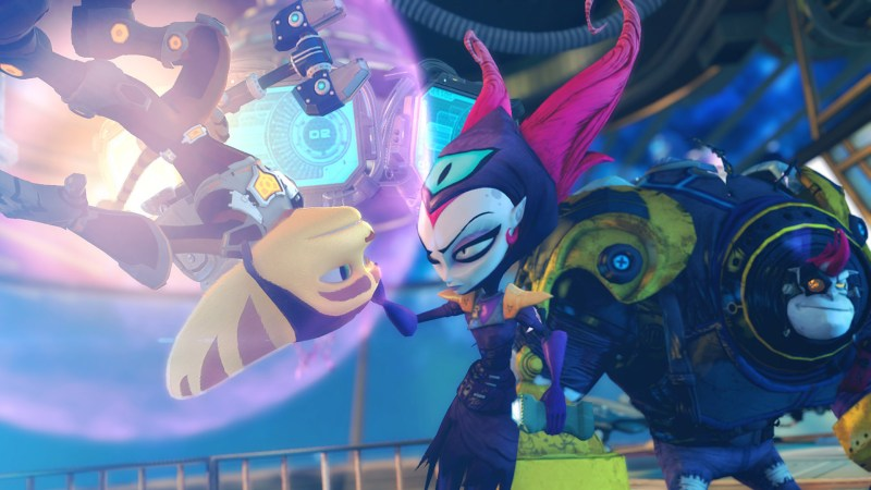 Ratchet And Clank Into The Nexus bad girl