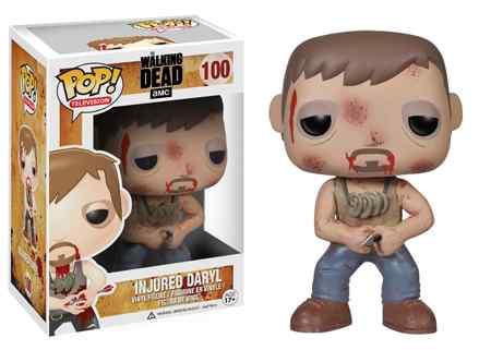 Walking Dead 100 Injured Daryl