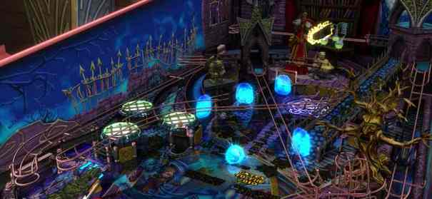 Zen Pinball 2 Sorcerer