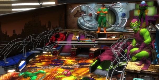 Zen Pinball 2 Spider-man