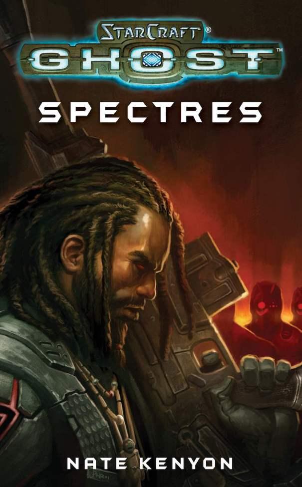 Diablo IIII StarCraft Ghost Spectres cover