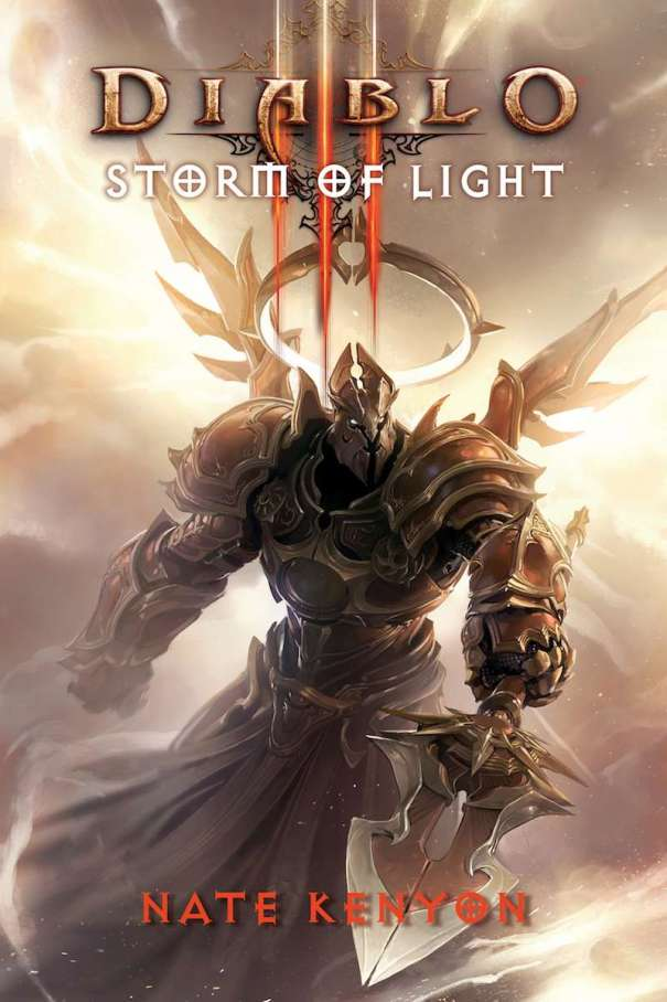 Diablo IIII Storm Of Light cover