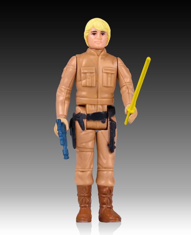 Luke Skywalker Bespin 01