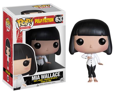 Pulp Fiction 63 Mia Wallace