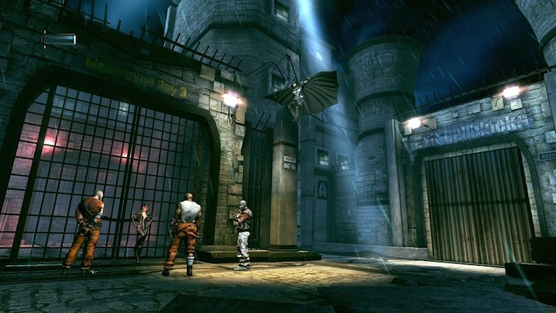 Batman Arkham Origins Blackgate 05