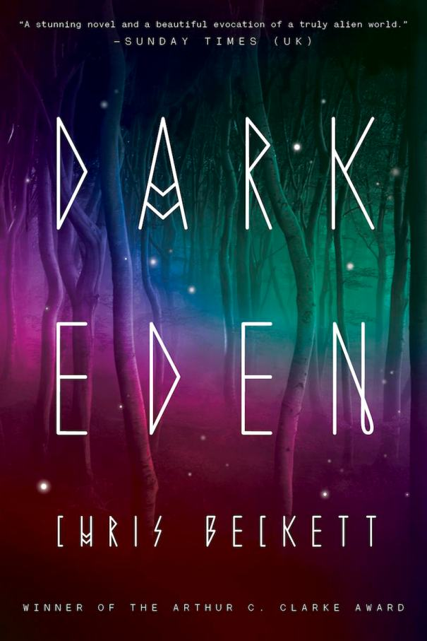 Chris Beckett Dark Eden cover