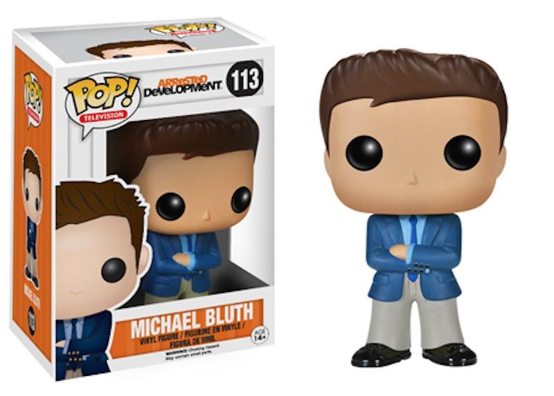 POP 113 Michael Bluth