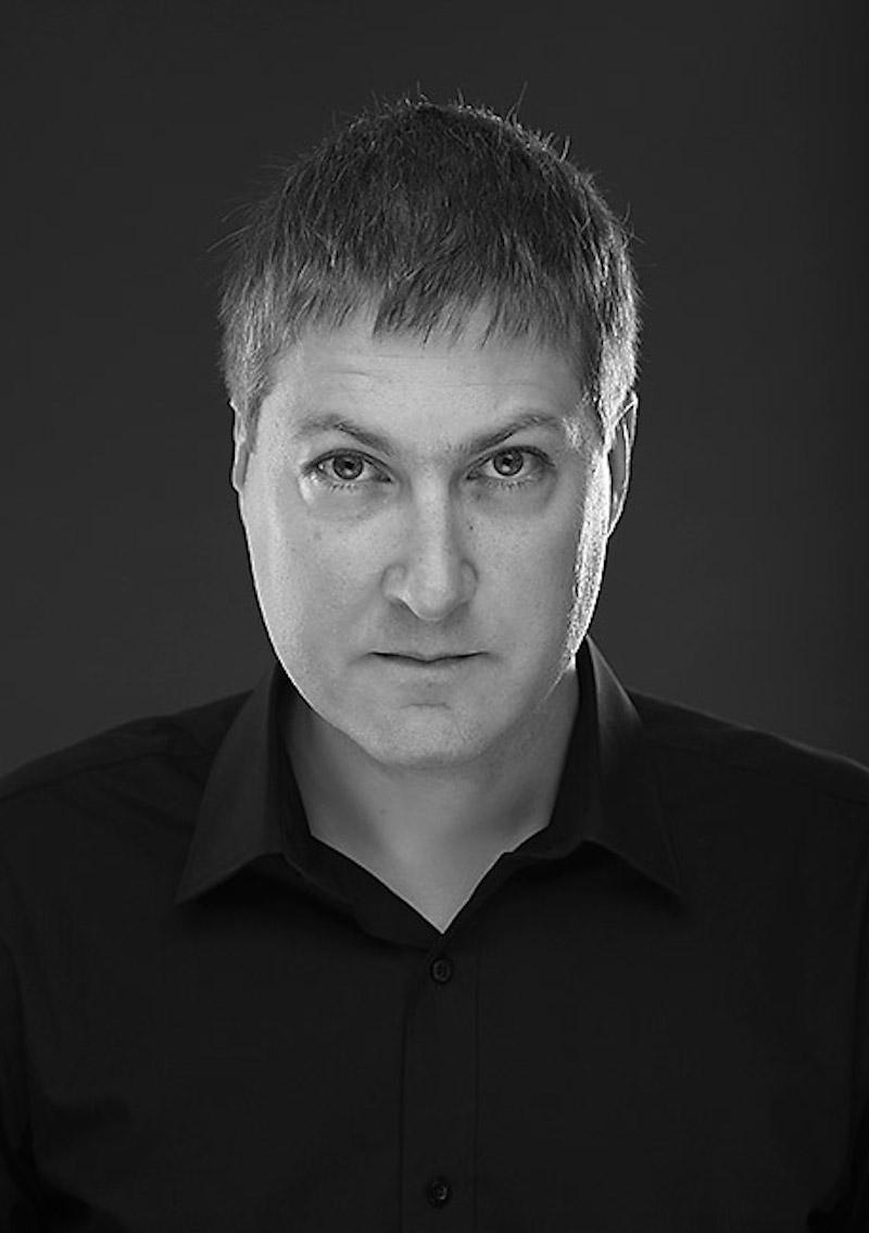 Craig DiLouie Suffer The Children headshot