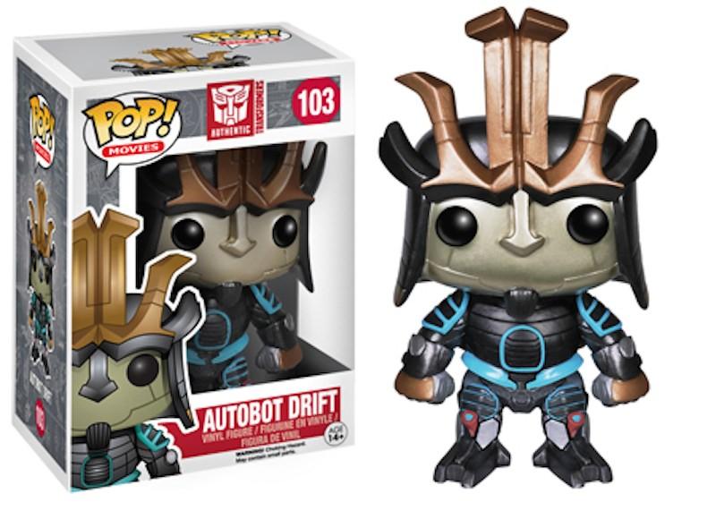 Transformers Age Of Extinction 103 Autobot Drift