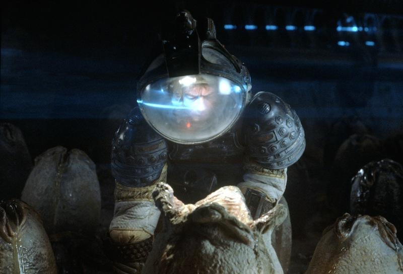 Dan OBannon H.R. Giger Alien 01