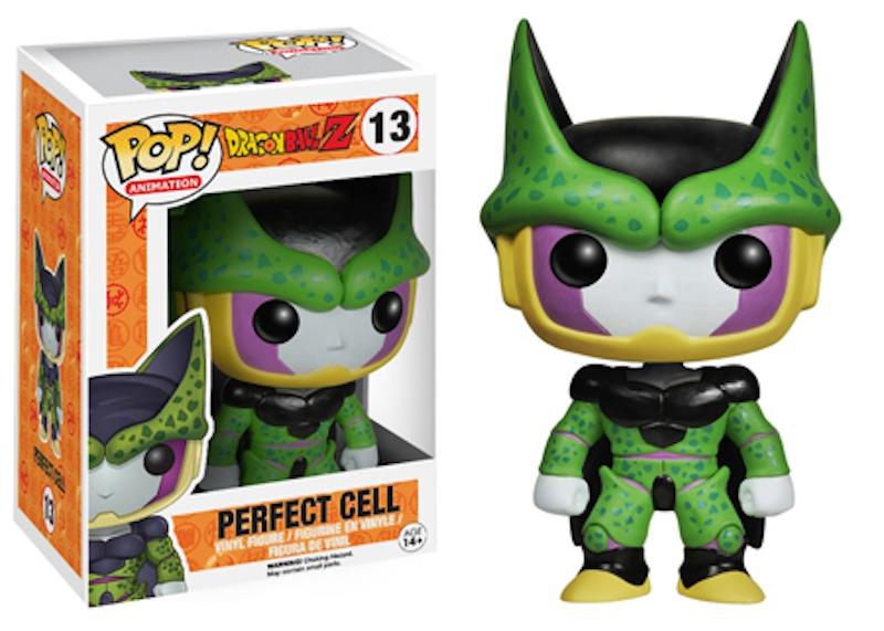 Dragon Ball Z Funko 13 Perfect Cell