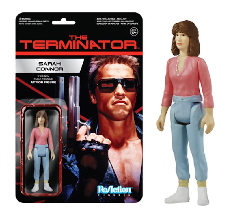 Funko The Terminator Sarah Conner