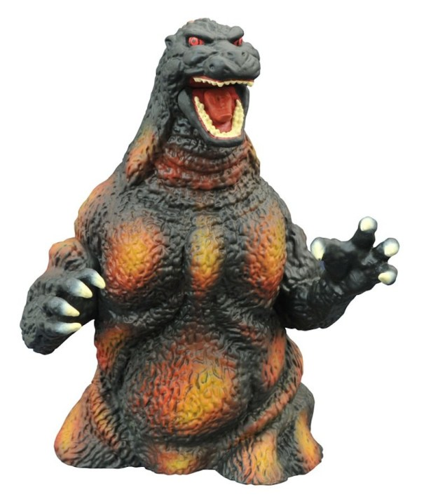 SDCC 2014 Burning Godzilla