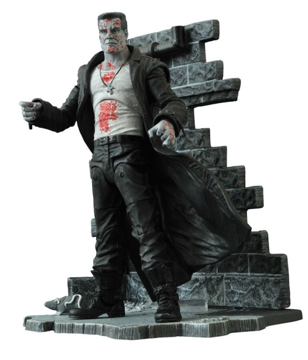 SDCC 2014 Sin City Bloody Marv
