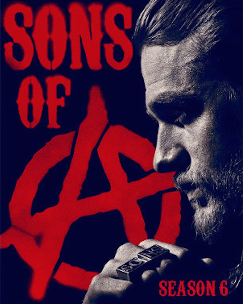 Sons Of Anarchy Season 6 cover