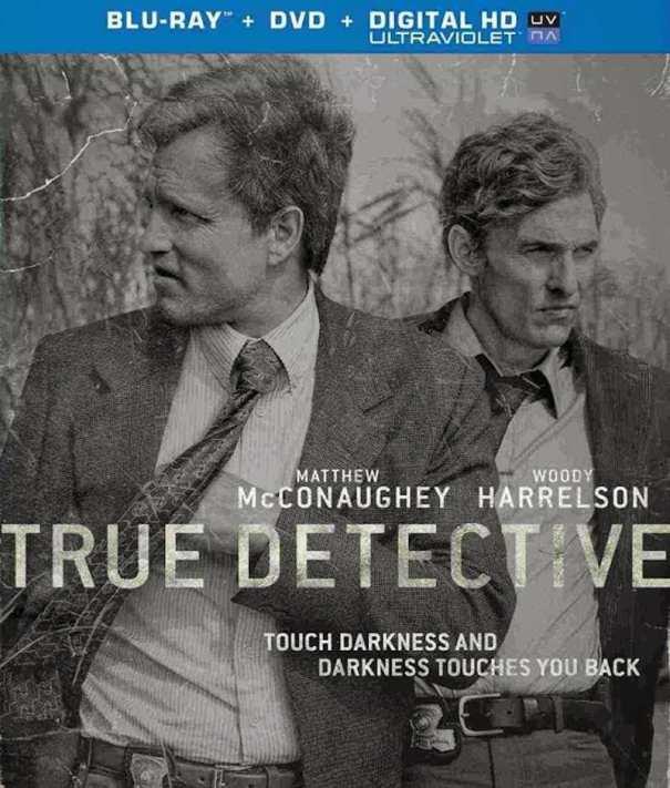 True Detective cover