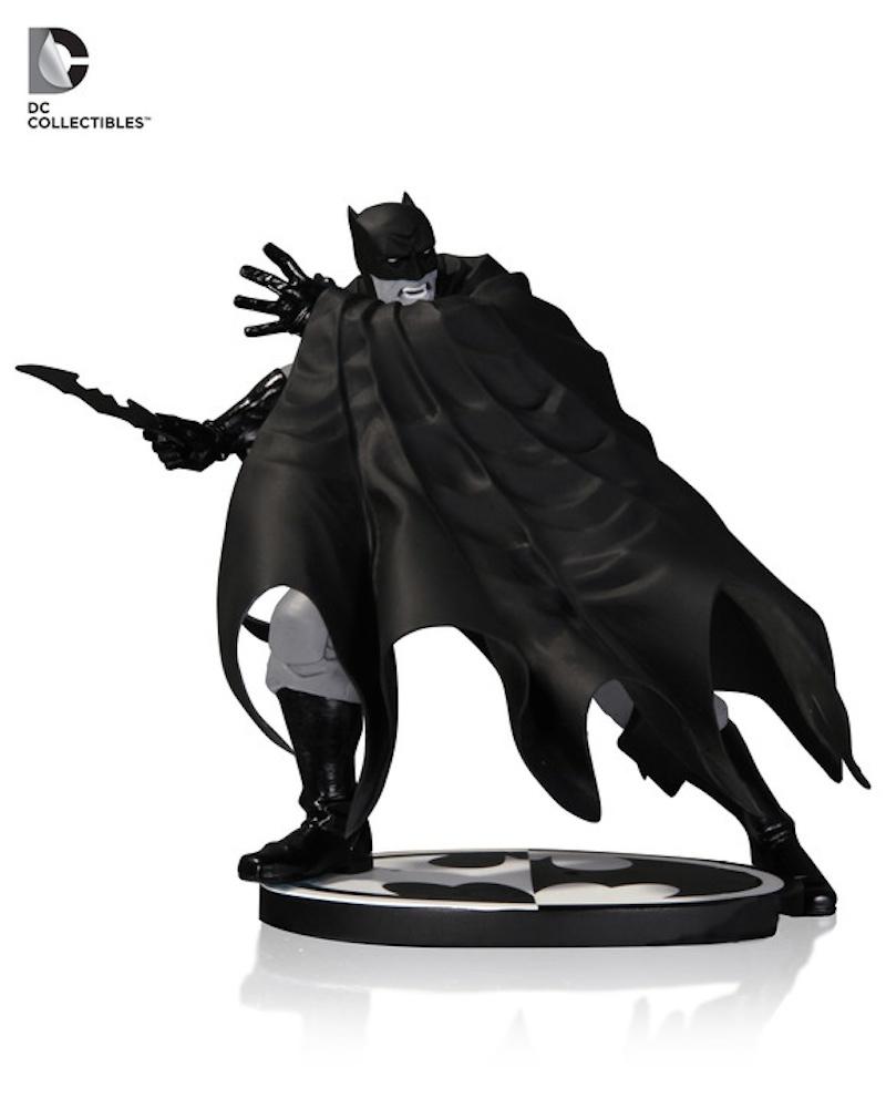 Batman Black and White Dave Johnson