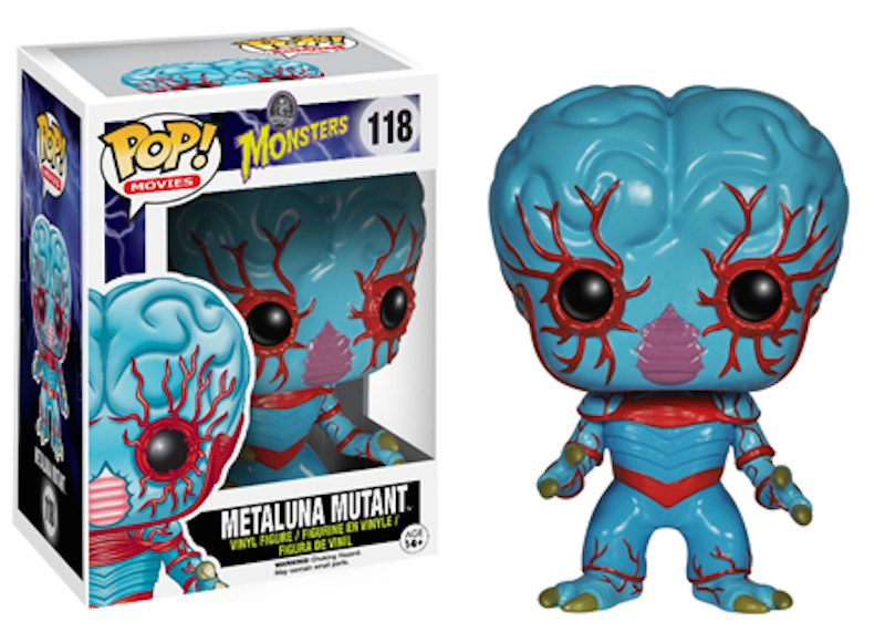 Funko Universal Monsters 118 Metaluna Mutant