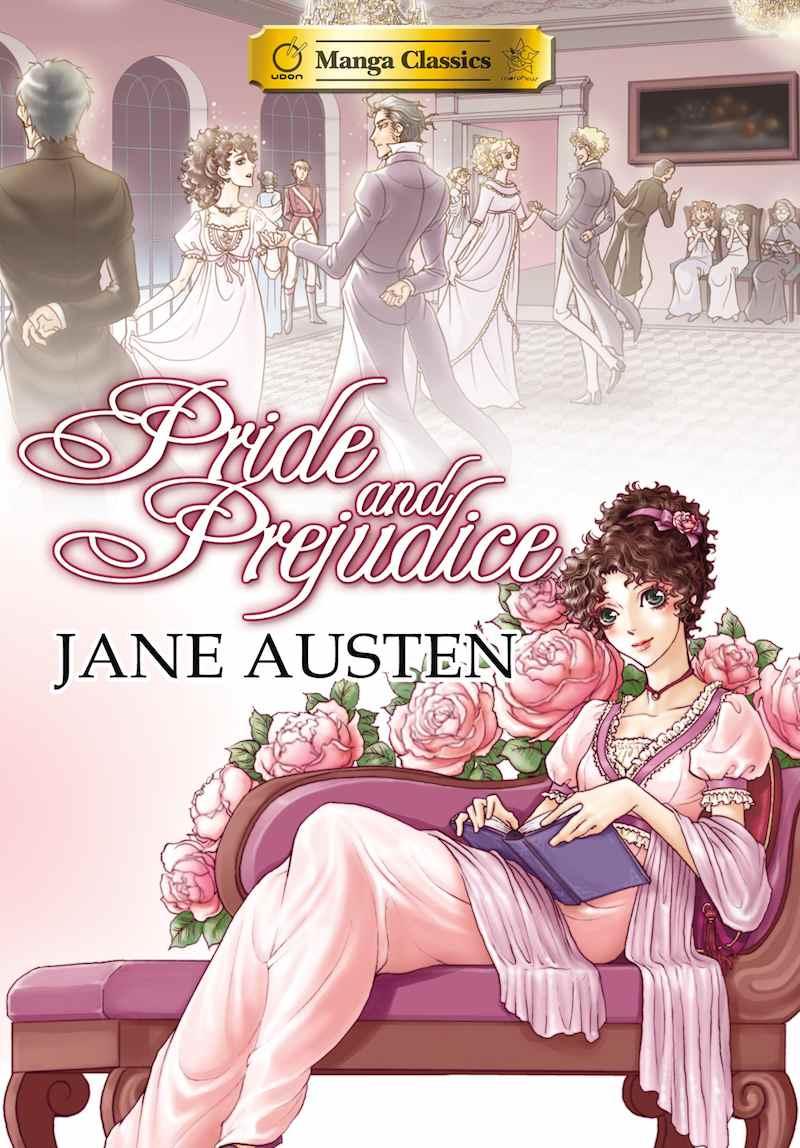 Udon manga Jane Austin Pride And Pejudice