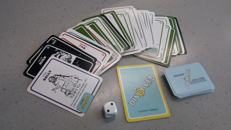 Divorce! The Game 01