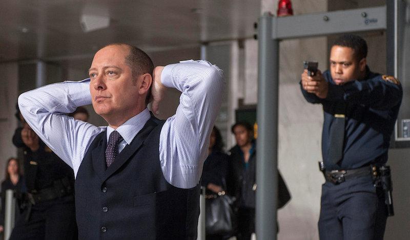 The Blacklist The Complete First Season reddington surrenders