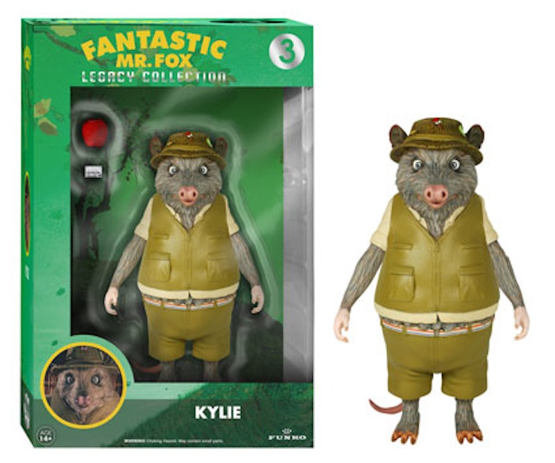 Funko Fantastic Mr Fox 3 Kylie