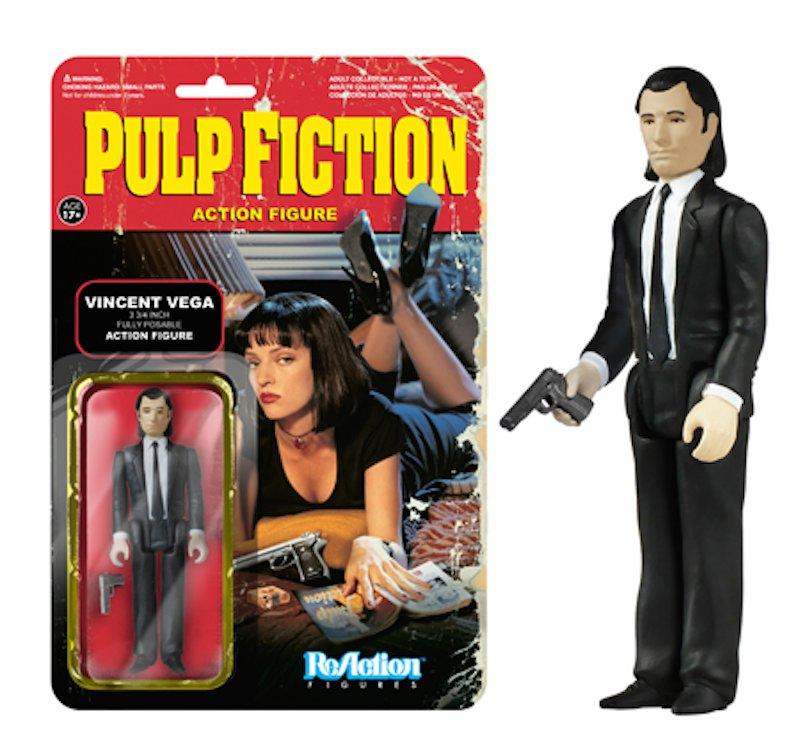 Funko Pulp Fiction ReAction Vincent Vega