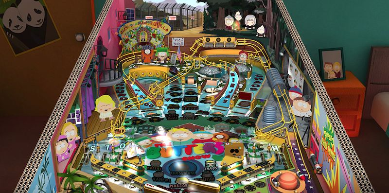 South Park Pinball 03 Butters