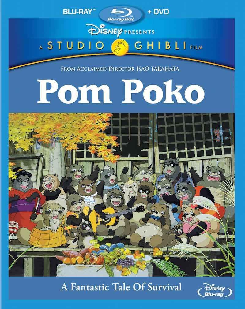 Pom Poko Studio Ghibli Porco Rosso Tales From Earthsea