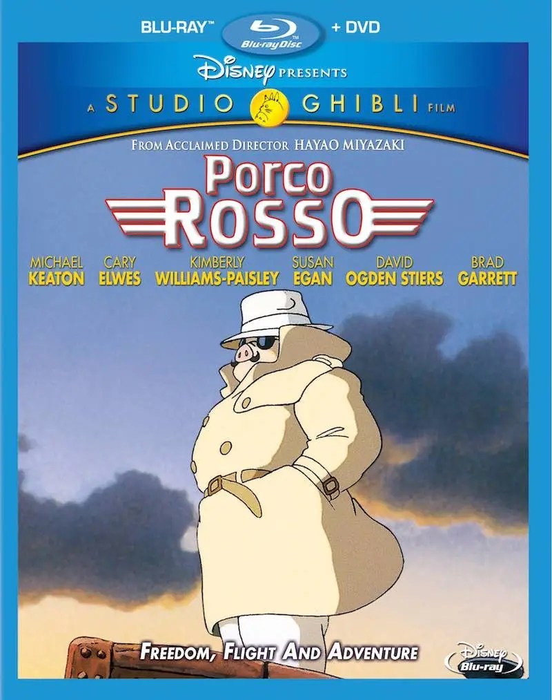 Porco Rosso Studio Ghibli Pom Poko Tales From Earthsea