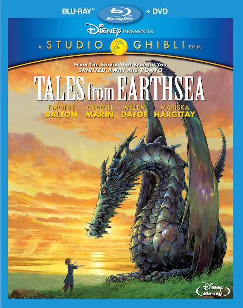 Tales From Earthsea Studio Ghibli Porco Rosso Pom Poko