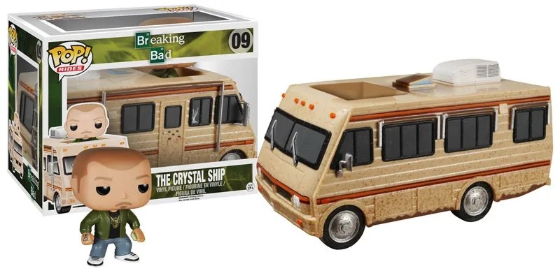 Funko Breaking Bad Crystal Ship 01
