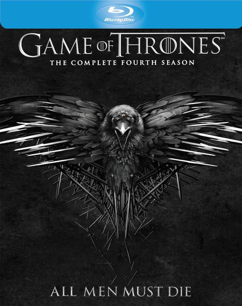 Game Of Thrones The Complet Fourth Season cover