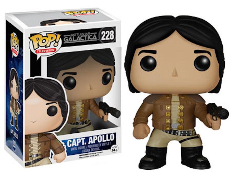 Funko Battlestar Galactica 228 Capt. Apollo