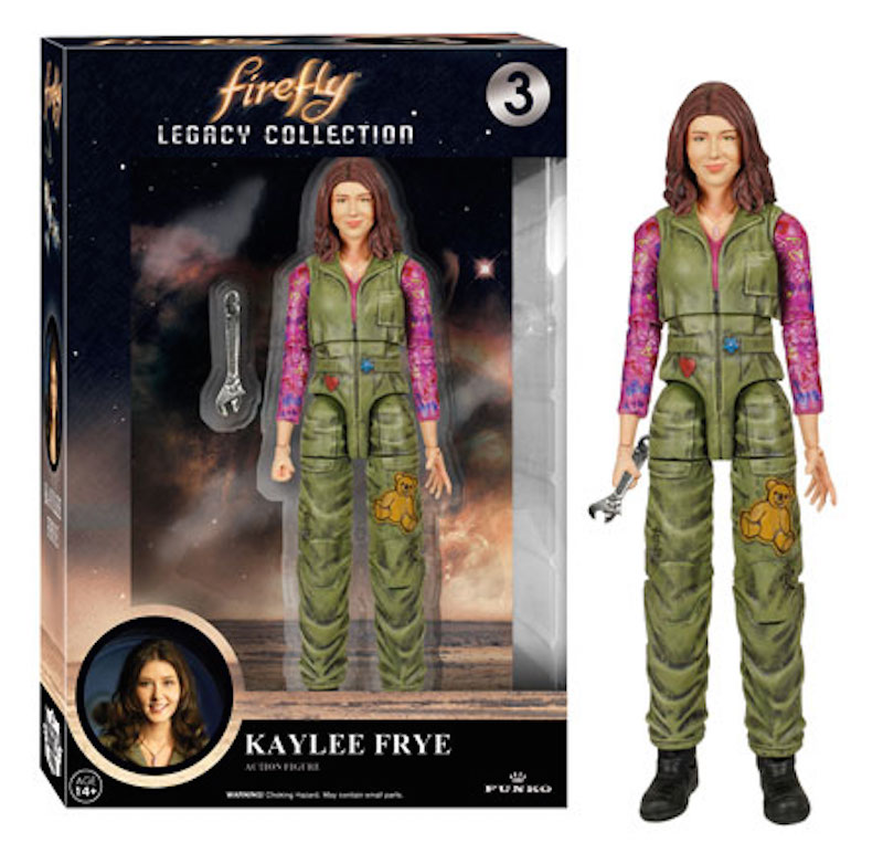 Funko Firefly Legacy Collection 3 Kaylee Frye