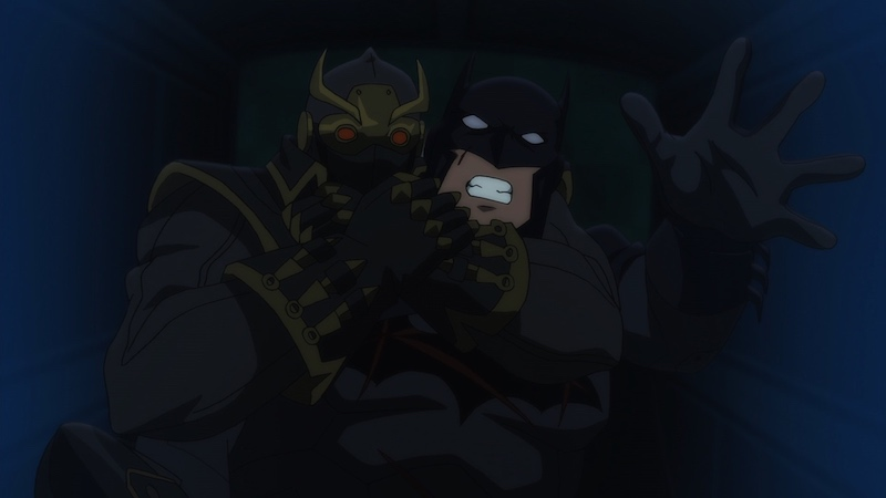 Batman Vs Robin Owl
