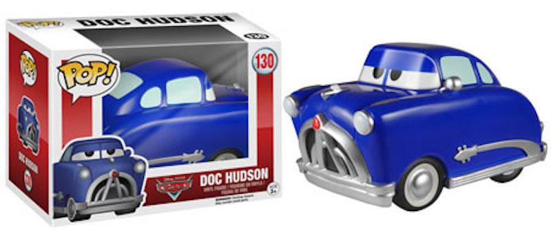 Funko Cars 130 Doc Hudoson