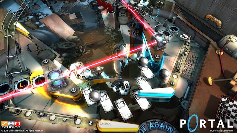 Zen Pinball 2 Pinball FX 2 Portal 03
