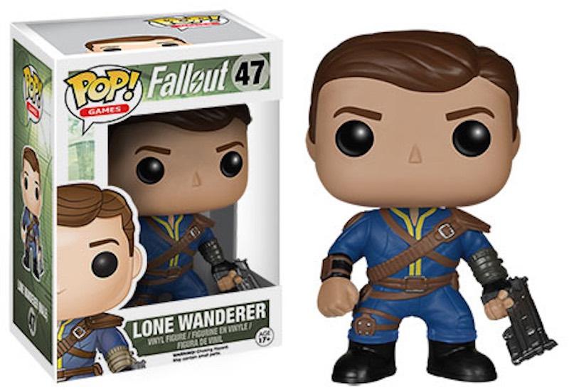 Funko Fallout 47 Lone Wanderer (male)