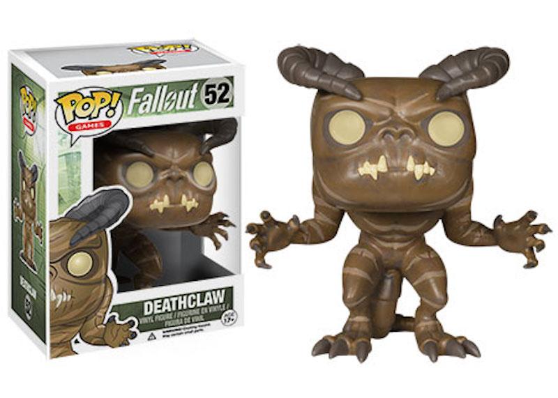 Funko Fallout 52 Deathclaw