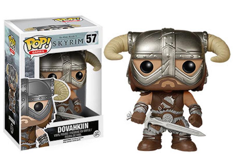 Funko The Elder Scrolls V Skyrim 57 Dovahkin