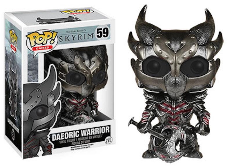 Funko The Elder Scrolls V Skyrim 59 Daedrick Warrior