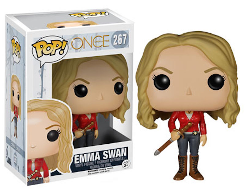 Funko POP! Once Upon A 267 Emma Swan