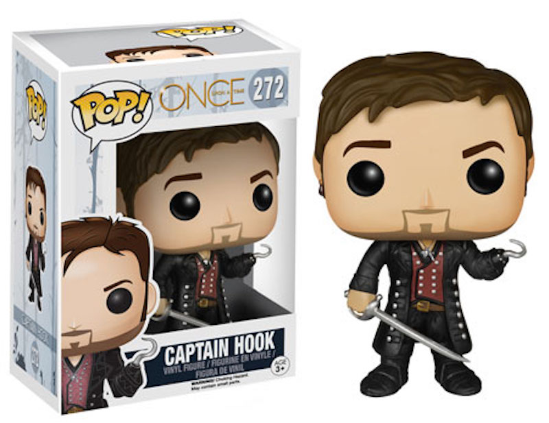Funko POP! Once Upon A 272 Captain Hook