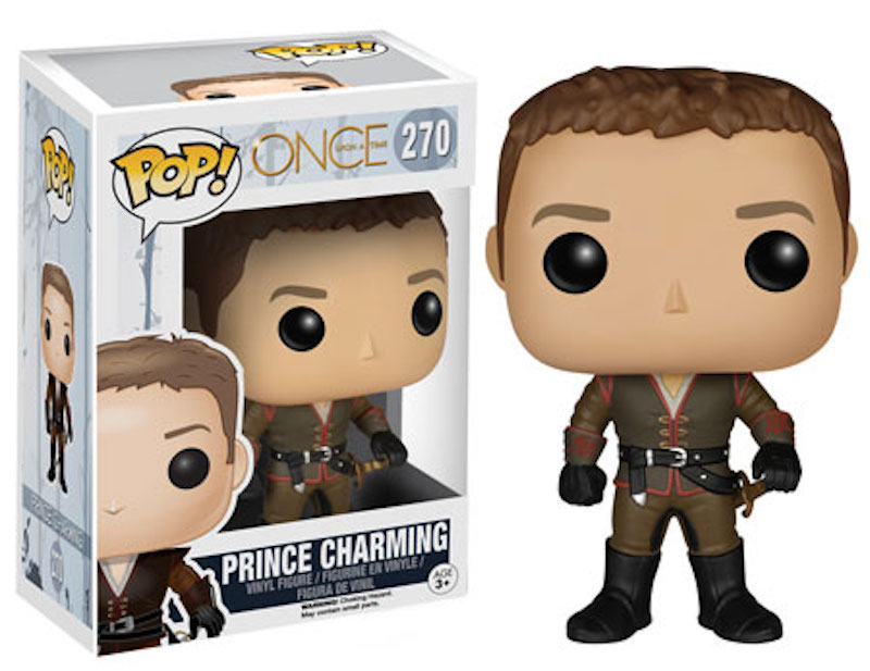 Funko POP! Once Upon A Time 270 Prince Charming