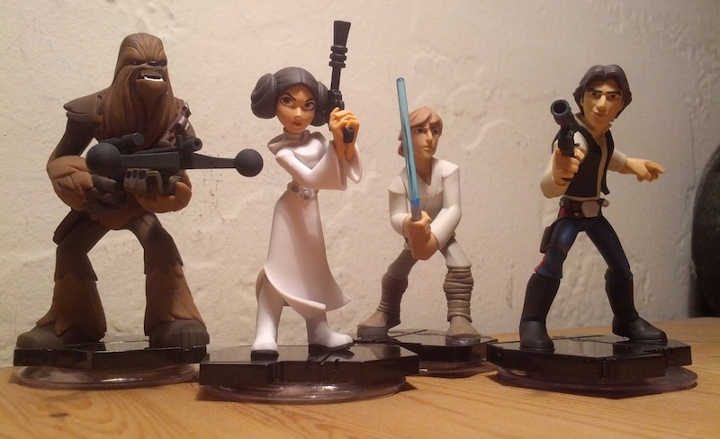 Disney Infinity 3.0 Rise Against The Empire look