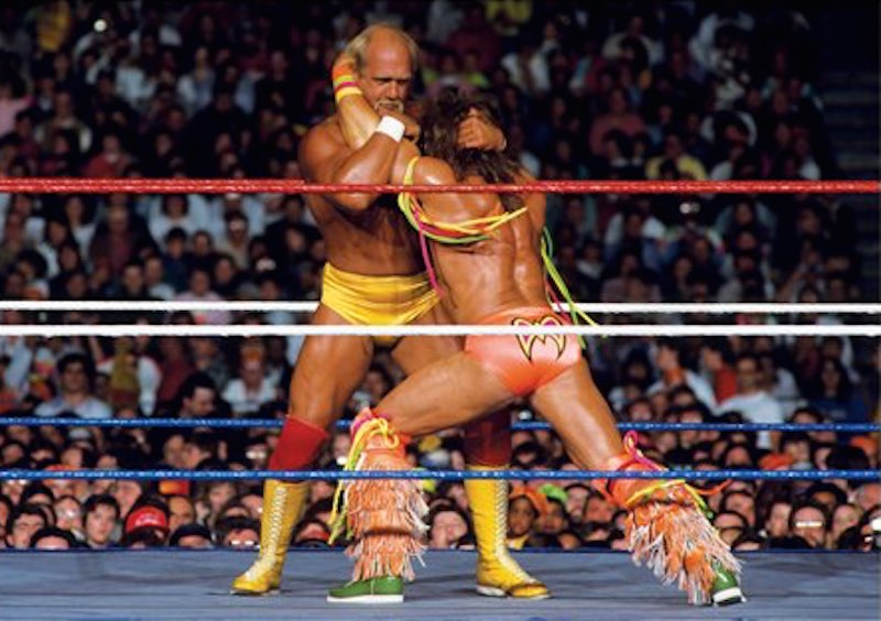 Jon Robinson Ultimate Warrior A Life Lived Forever 02
